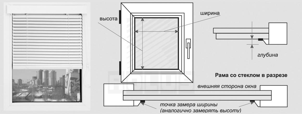на пвх окно (система ''